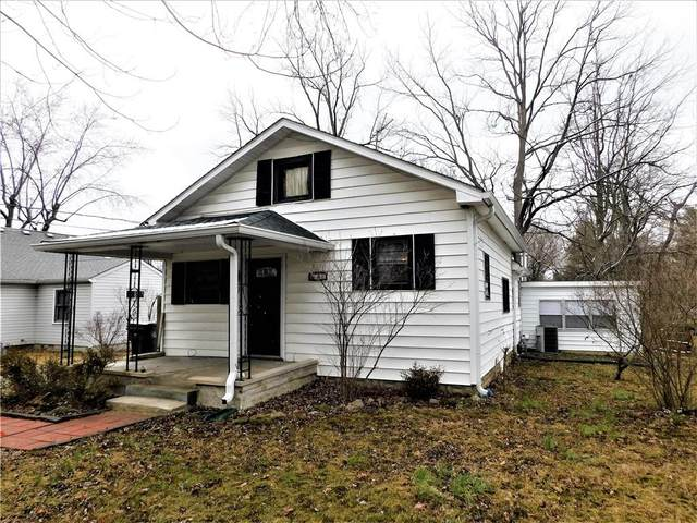 46 National Avenue, Indianapolis, IN 46227 (MLS #21762685) :: Heard Real Estate Team | eXp Realty, LLC