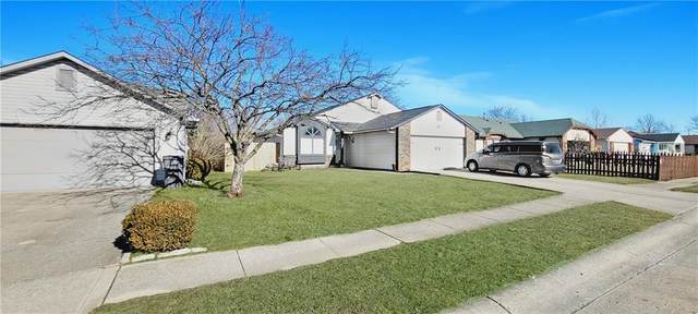 5864 Brouse Drive, Indianapolis, IN 46237 (MLS #21762687) :: The Indy Property Source