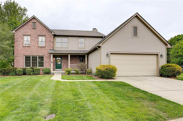 13451 Winamac Court, Carmel, IN 46032 (MLS #21762688) :: AR/haus Group Realty