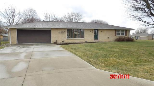 307 Winding Way Street, Frankton, IN 46044 (MLS #21762696) :: The Indy Property Source