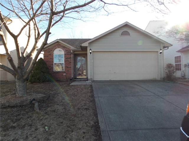 8321 Country Creek Drive, Indianapolis, IN 46234 (MLS #21762701) :: Mike Price Realty Team - RE/MAX Centerstone