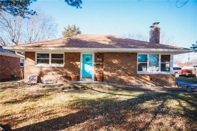 250 S 10th Avenue, Beech Grove, IN 46107 (MLS #21762706) :: Mike Price Realty Team - RE/MAX Centerstone