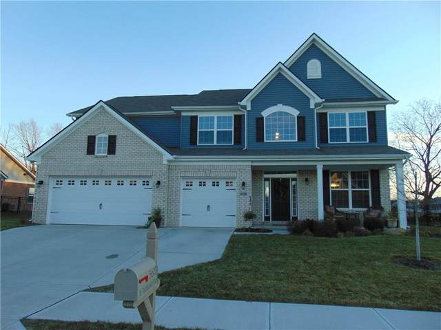 5603 W Turnbuckle Place, Mccordsville, IN 46055 (MLS #21762707) :: AR/haus Group Realty