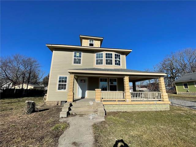 602 W 29th Street, Indianapolis, IN 46208 (MLS #21762712) :: AR/haus Group Realty