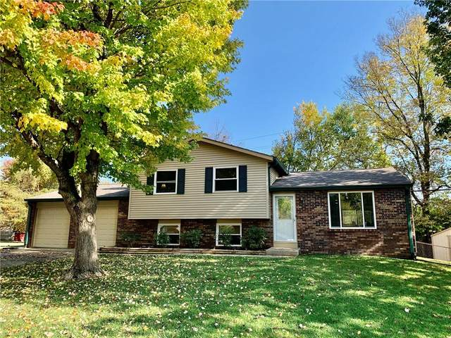 721 Laurens Court, Indianapolis, IN 46217 (MLS #21762720) :: The Evelo Team