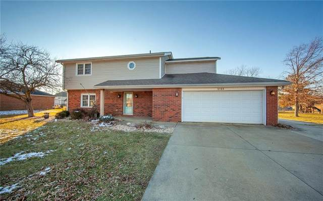 8789 Carriage Lane, Pendleton, IN 46064 (MLS #21762730) :: Corbett & Company
