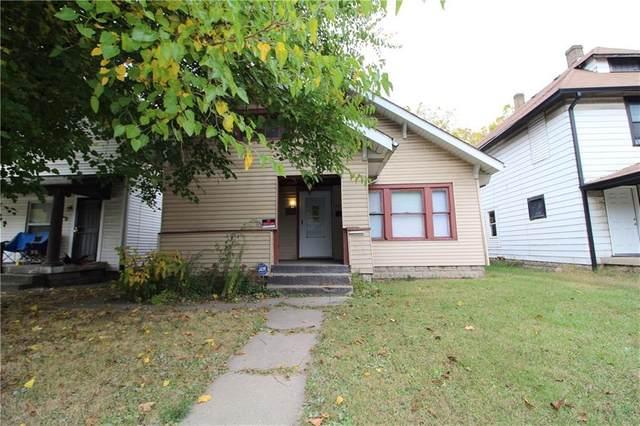 1134 N Rural Street, Indianapolis, IN 46201 (MLS #21762737) :: Corbett & Company
