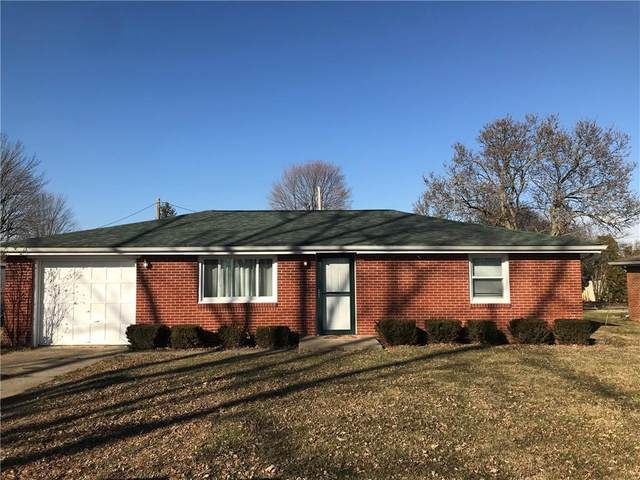1206 Locust Street, Frankton, IN 46044 (MLS #21762767) :: The Indy Property Source