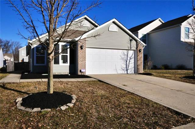 11426 High Grass Drive, Indianapolis, IN 46235 (MLS #21762772) :: Anthony Robinson & AMR Real Estate Group LLC