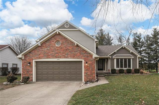 8448 Seattle Slew Lane, Indianapolis, IN 46217 (MLS #21762781) :: Anthony Robinson & AMR Real Estate Group LLC