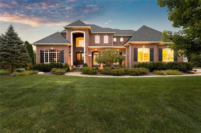 4079 Wild Wood Court, Zionsville, IN 46077 (MLS #21762792) :: The Indy Property Source