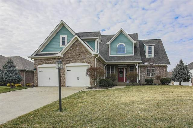 19487 Potters Bridge Road, Noblesville, IN 46060 (MLS #21762798) :: Heard Real Estate Team | eXp Realty, LLC