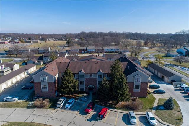 1763 Wellesley Lane 4-1J, Indianapolis, IN 46219 (MLS #21762825) :: The Indy Property Source