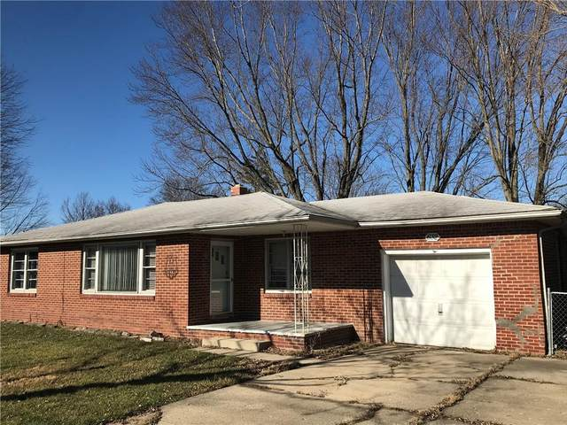 632 W 300 N, Anderson, IN 46011 (MLS #21762828) :: Heard Real Estate Team | eXp Realty, LLC