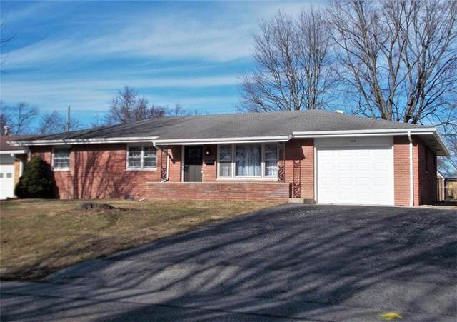 300 Bay Street, North Vernon, IN 47265 (MLS #21762834) :: Realty ONE Group Dream