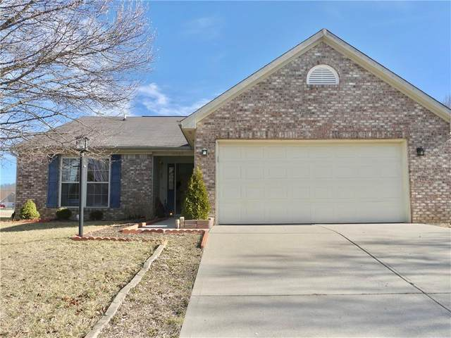 5523 Glen Canyon Drive, Indianapolis, IN 46237 (MLS #21762840) :: Richwine Elite Group