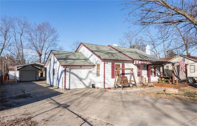 3812 S Olney Street, Indianapolis, IN 46237 (MLS #21762842) :: Heard Real Estate Team | eXp Realty, LLC