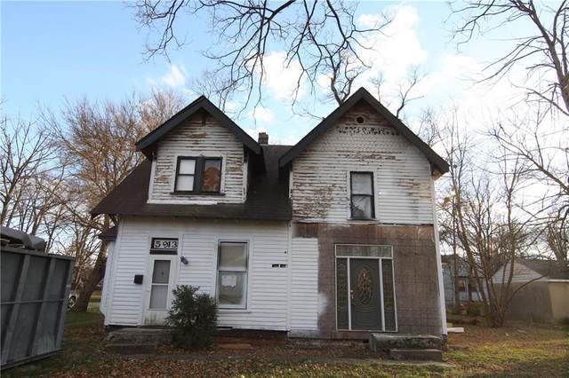 5911 Beechwood Avenue, Indianapolis, IN 46219 (MLS #21762855) :: AR/haus Group Realty