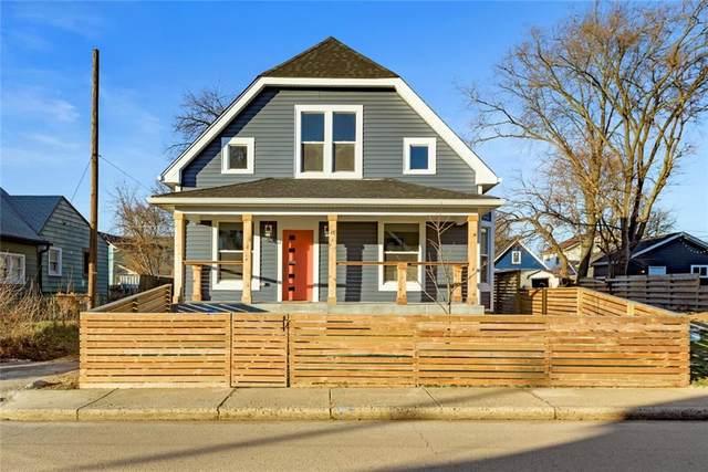 910 Minnesota Street E, Indianapolis, IN 46203 (MLS #21762857) :: Heard Real Estate Team | eXp Realty, LLC