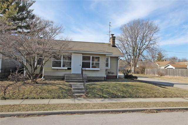 1338 N Euclid Avenue, Indianapolis, IN 46201 (MLS #21762860) :: Heard Real Estate Team | eXp Realty, LLC