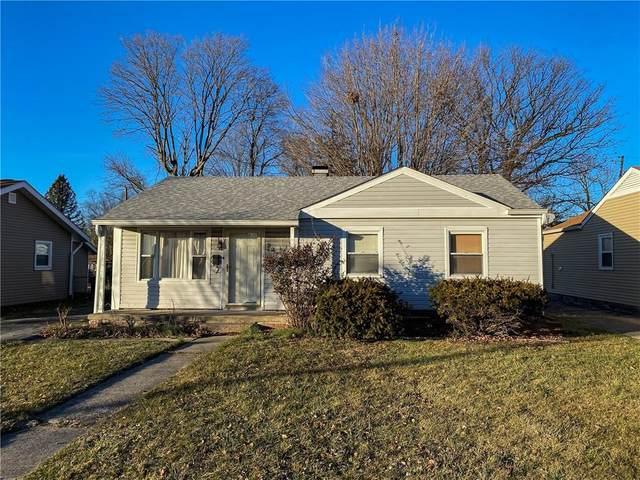 2276 Detroit Street, Beech Grove, IN 46107 (MLS #21762870) :: Heard Real Estate Team | eXp Realty, LLC