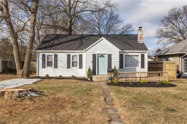 140 N Gibson, Indianapolis, IN 46219 (MLS #21762873) :: Realty ONE Group Dream