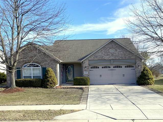 13213 Summerwood Lane, Fishers, IN 46038 (MLS #21762880) :: The Evelo Team