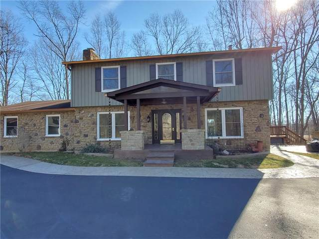 2378 Greasy Creek Road, Nashville, IN 47448 (MLS #21762884) :: Heard Real Estate Team | eXp Realty, LLC