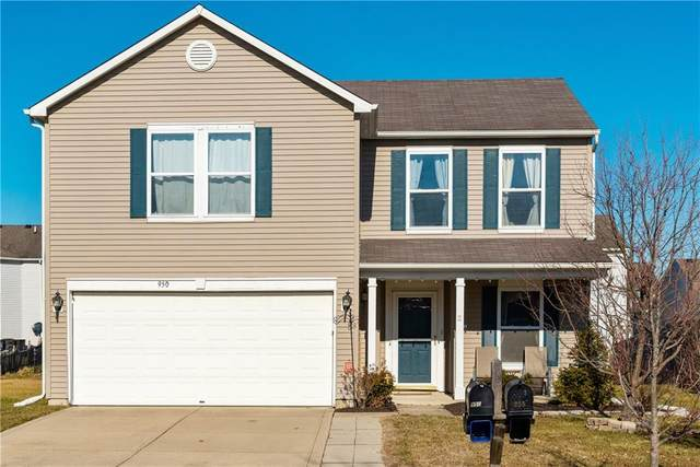 950 Brookhaven Drive, Franklin, IN 46131 (MLS #21762904) :: The Indy Property Source