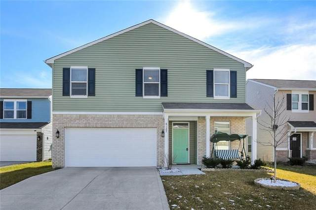 8127 Fisher Bend Drive, Indianapolis, IN 46239 (MLS #21762907) :: Realty ONE Group Dream