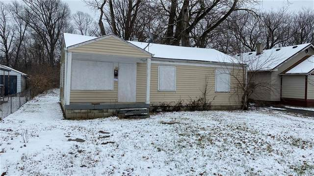 3705 N Whittier Place, Indianapolis, IN 46218 (MLS #21762920) :: Realty ONE Group Dream