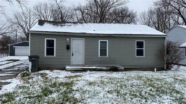 3433 N Butler Avenue, Indianapolis, IN 46218 (MLS #21762928) :: The Evelo Team
