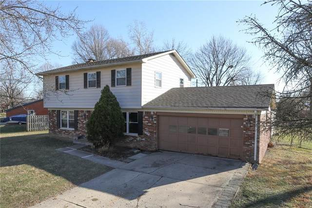 635 Phaeton Place, Indianapolis, IN 46227 (MLS #21762929) :: Heard Real Estate Team | eXp Realty, LLC