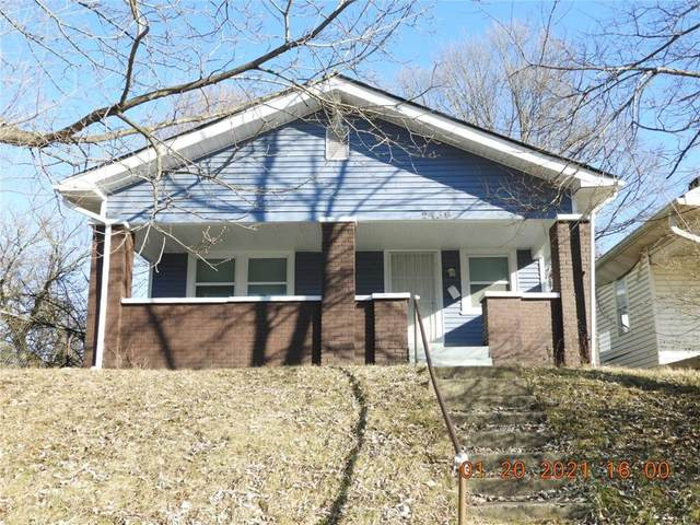 2739 N Dearborn Street, Indianapolis, IN 46218 (MLS #21762930) :: Realty ONE Group Dream