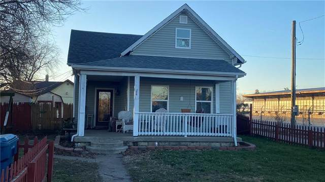 1726 S Belmont Avenue, Indianapolis, IN 46221 (MLS #21762936) :: Realty ONE Group Dream