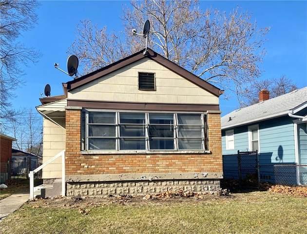 1430 N Grant Avenue, Indianapolis, IN 46201 (MLS #21762937) :: Heard Real Estate Team | eXp Realty, LLC