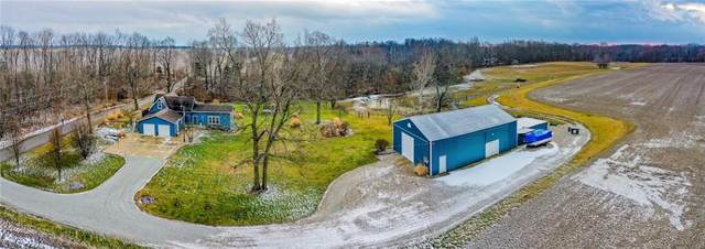 785 S 775 E, Waldron, IN 46182 (MLS #21762946) :: The Indy Property Source