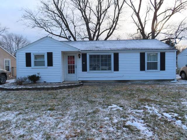 1614 S Oakdale Drive, Yorktown, IN 47396 (MLS #21762947) :: The ORR Home Selling Team