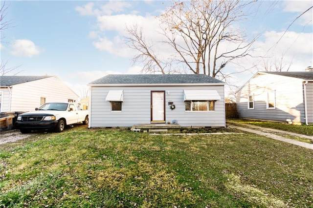 524 S Arlington Avenue, Indianapolis, IN 46219 (MLS #21762948) :: Heard Real Estate Team   eXp Realty, LLC