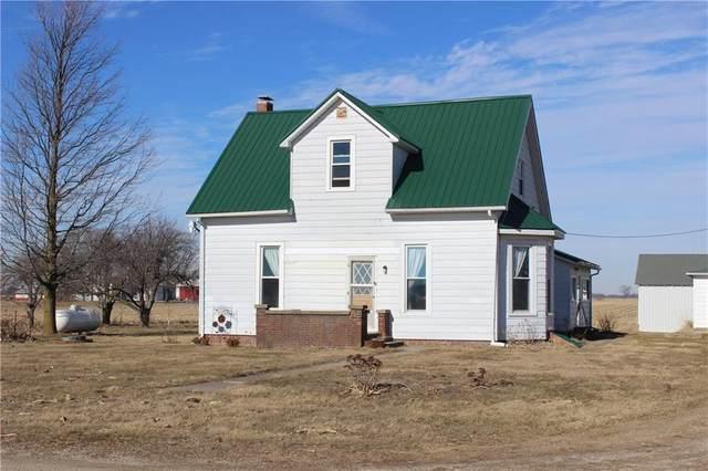 2834 E Prairie Chapel Road, Hillsboro, IN 47949 (MLS #21762954) :: The Indy Property Source