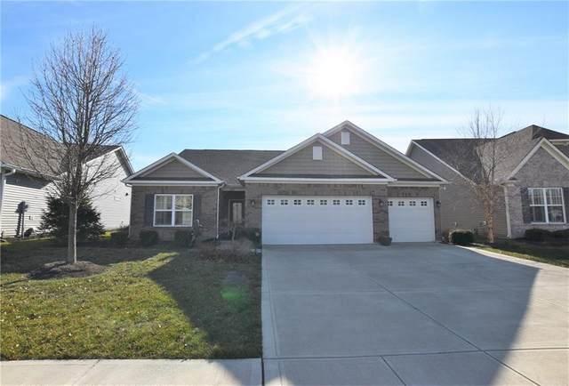14143 Stoney Shore Avenue, Mccordsville, IN 46055 (MLS #21762955) :: The Indy Property Source