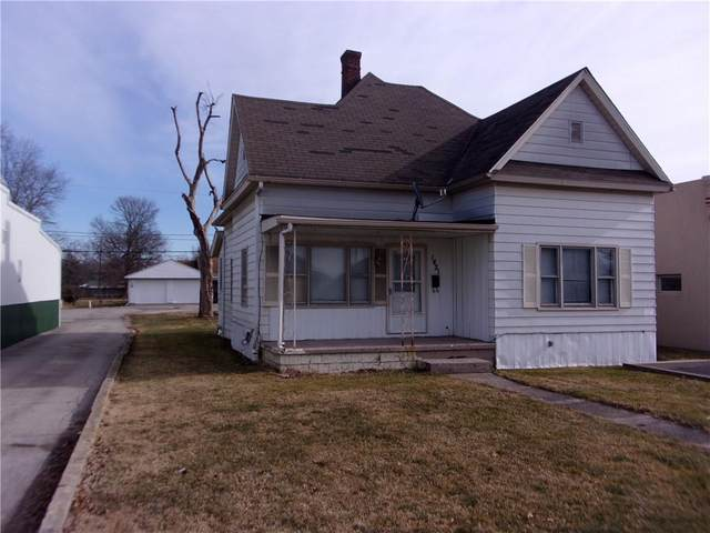 1421 S Anderson Street, Elwood, IN 46036 (MLS #21762964) :: Heard Real Estate Team | eXp Realty, LLC