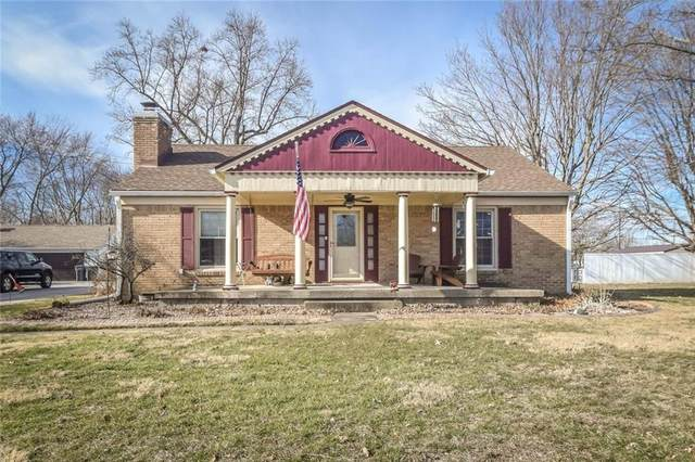 6064 Hardegan Street, Indianapolis, IN 46227 (MLS #21762965) :: Realty ONE Group Dream