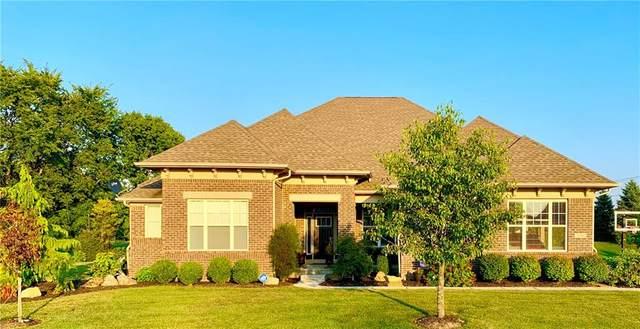 1501 Windswept Drive, Brownsburg, IN 46112 (MLS #21762973) :: Heard Real Estate Team | eXp Realty, LLC