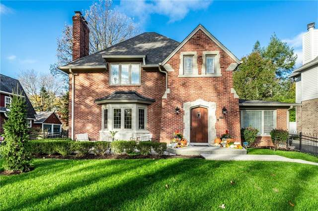 5872 Forest Lane, Indianapolis, IN 46220 (MLS #21762975) :: Realty ONE Group Dream