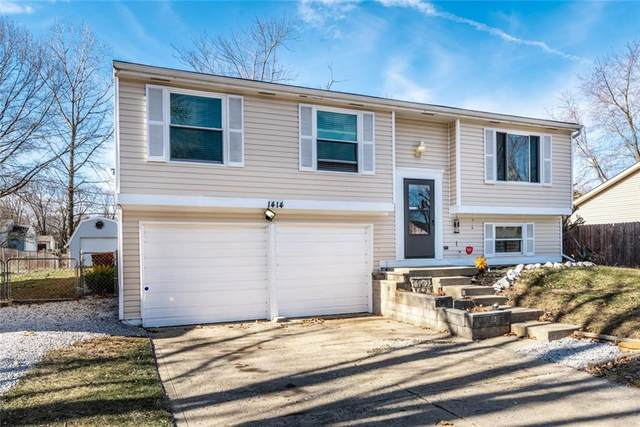 1414 Butternut Lane, Indianapolis, IN 46234 (MLS #21762978) :: Realty ONE Group Dream