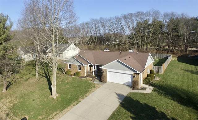 481 S Windmill Trail, Greenwood, IN 46142 (MLS #21763008) :: Realty ONE Group Dream