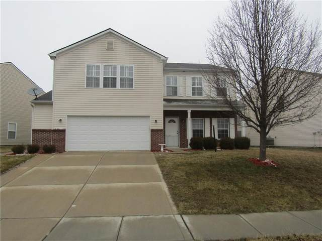 10422 Bellchime Court, Indianapolis, IN 46235 (MLS #21763013) :: Realty ONE Group Dream