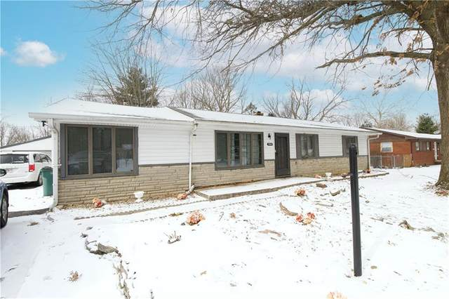 1950 Hartford Avenue, Indianapolis, IN 46231 (MLS #21763018) :: Richwine Elite Group