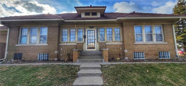 5005 E 10th Street, Indianapolis, IN 46201 (MLS #21763024) :: RE/MAX Legacy